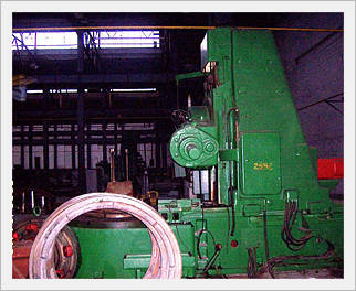 Veartical Gear Hobbing Machine