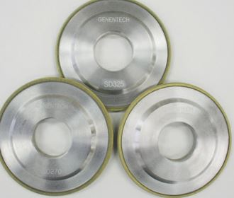 Vitrified diamond & cbn grinding wheel