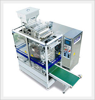 Fully Automatic 4-side Sachet Packaging Ma...