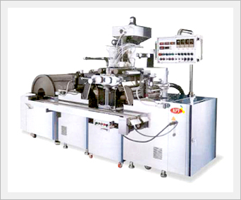 Soft Gel Capsule Forming Machine(Danke Inc...