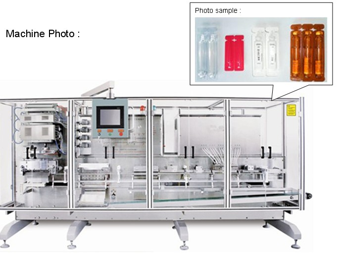 China packing machine for plastic bottle f...