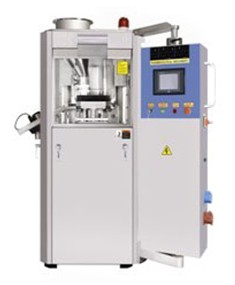 ZPT-15/17/20/25 Rotary tablet press machin...  Made in Korea