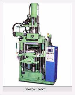 Injection Molding Machine for Rubber & Sil...