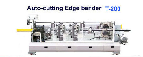 Auto Wood Panel Edge Bander T-200  Made in Korea