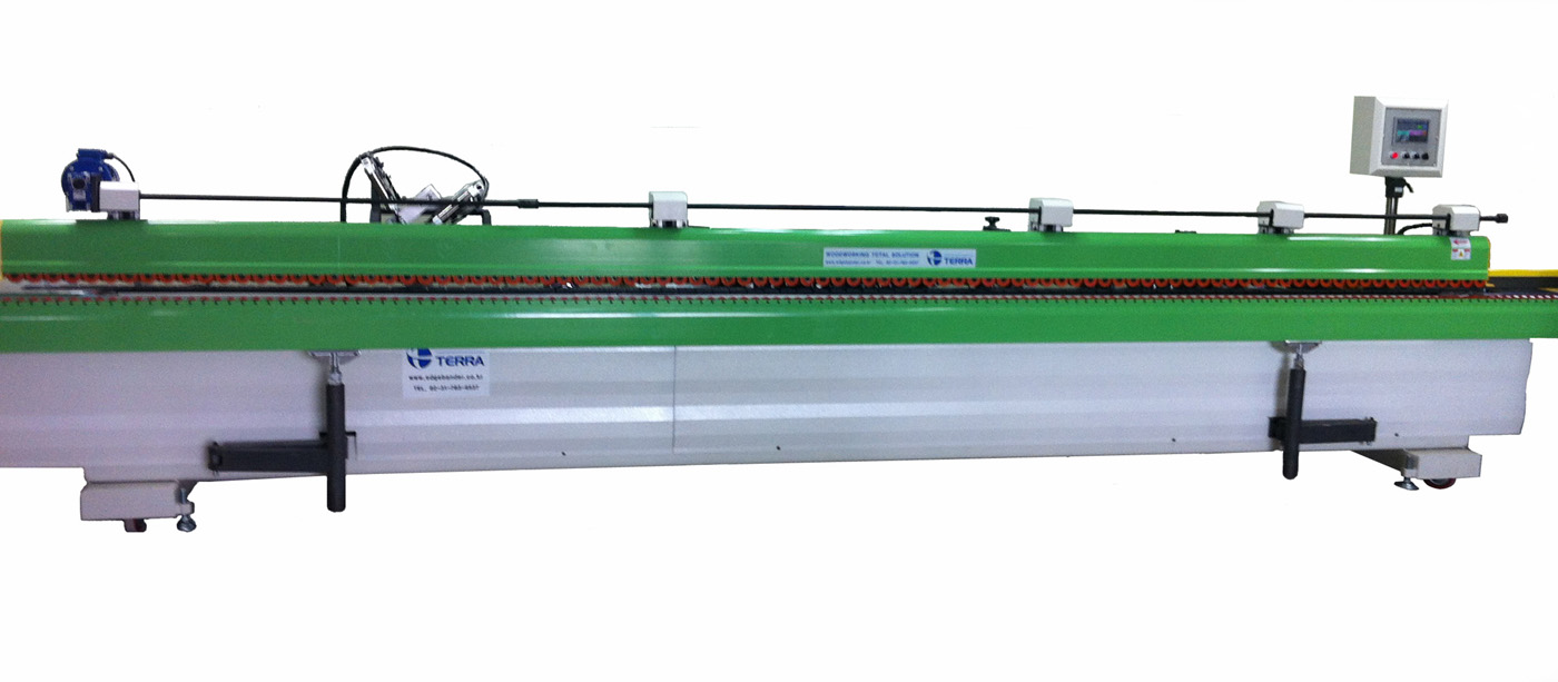 PVC Edge Banding Machine T-510