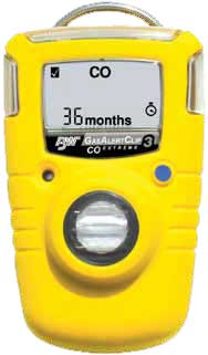 BW Hydrogen Sulfide H2S gas detector Gas A...