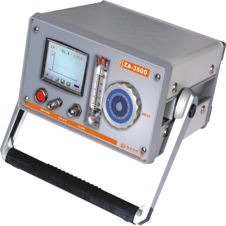 ZA-3500 Dew Point Meter  Made in Korea