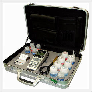 Portable Chloride-Meter for Hardened(Solid...
