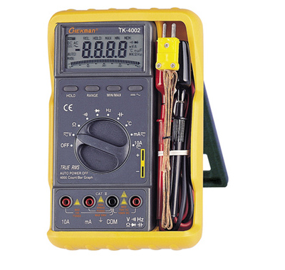 DIGITAL MULTIMETER TK-4002