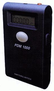 Personal Dosimeter PDM 1000  Made in Korea