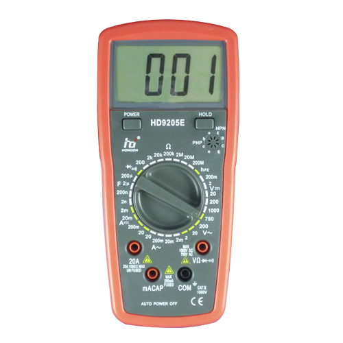 Digital multimter HD9205E