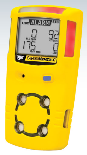 BW Multi-Gas Detector GasAlert MicroClip X...  Made in Korea