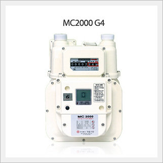 Micom Gas Meter (MC2000 G4)