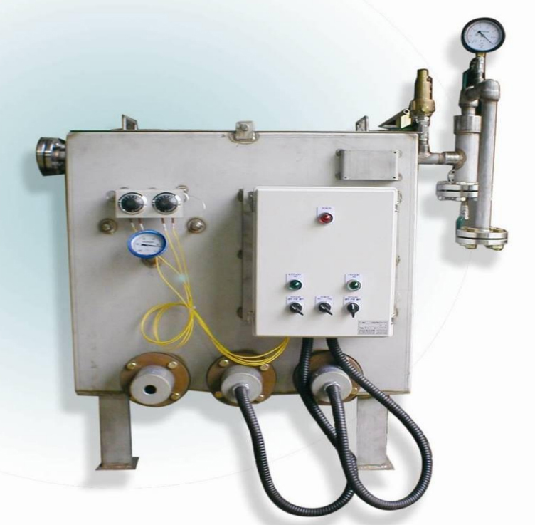 Electro thermal hot water carburetor