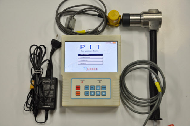 PIT (Pile Impedance Tester)