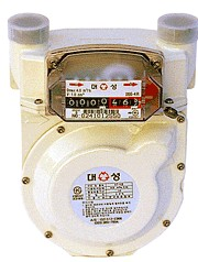 Residential Diaphragm Gas Meter