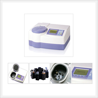 Single Beam UV/Vis Spectrophotometer (OPTI...