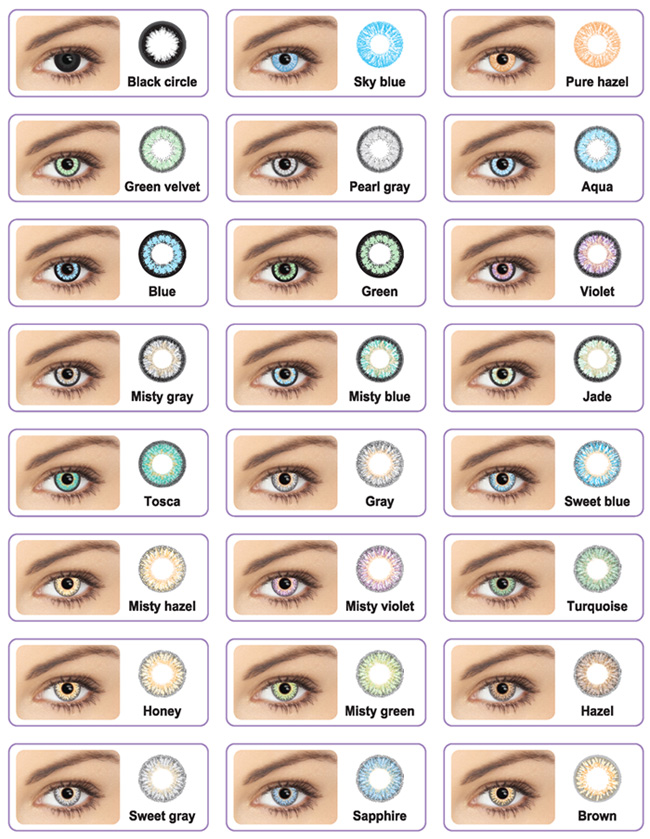 Excellence of Join&Share Cosmetic Color Le...