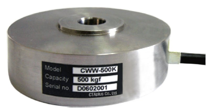 Slim Hollow type Load Cell