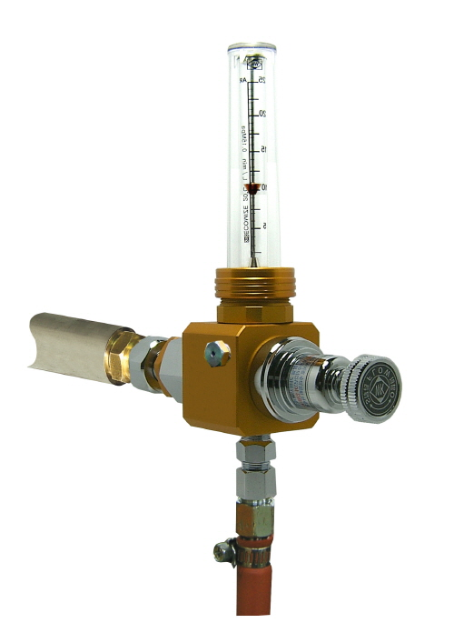 Argon CO2 Pipeline gas saving regulator(EP...