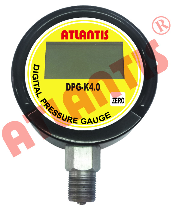 DPG-K4.0 Digital Pressure Gauge
