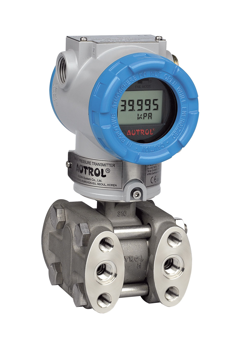 Pressure Measuring Instruments : Smrt differential pressure transmitter manufacturers