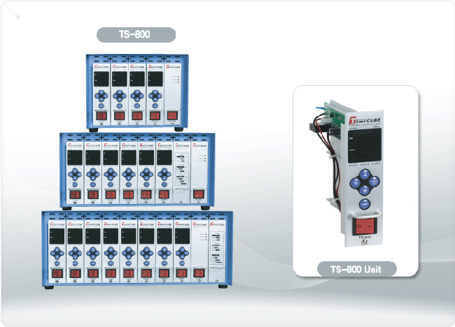Sequence Injection Timer TS-800  Made in Korea