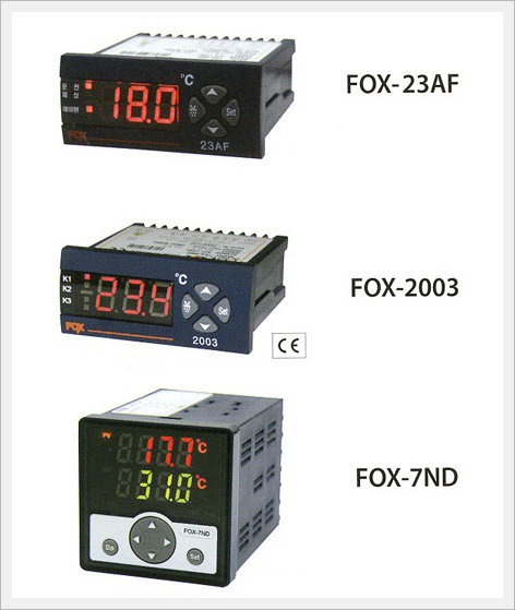 Temperature Controller (EURO Series III-Co...