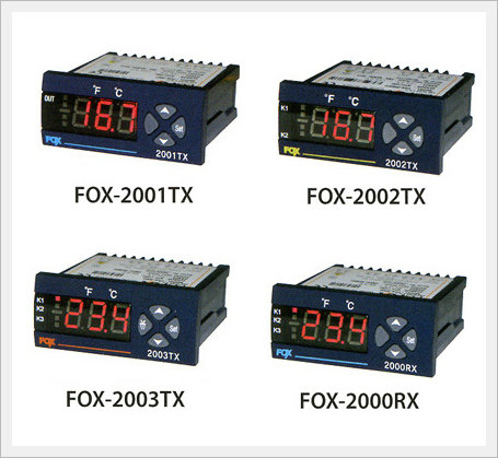 Temperature Controller (EURO Series VI - 1...