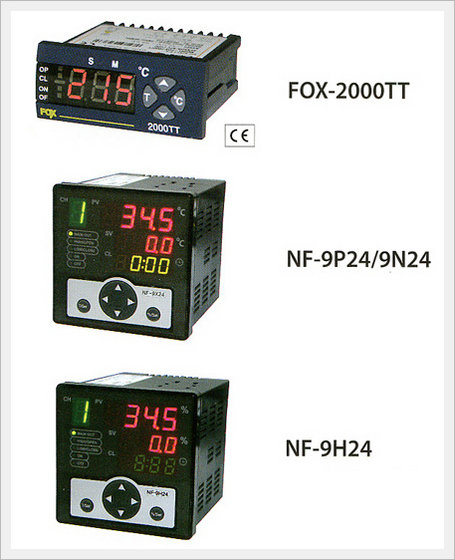Temperature Controller OPTION Series II & ...