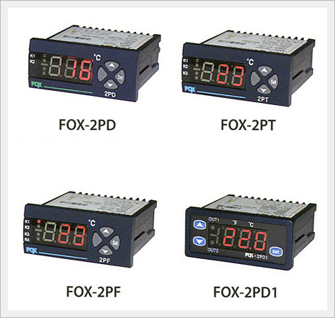 Temperature Controller PT 100ohm Series II