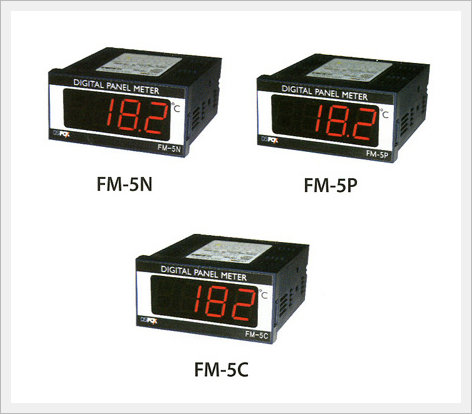 Temperature Indicator (LED Display)