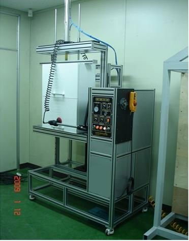 Bottom up Door Test Machine
