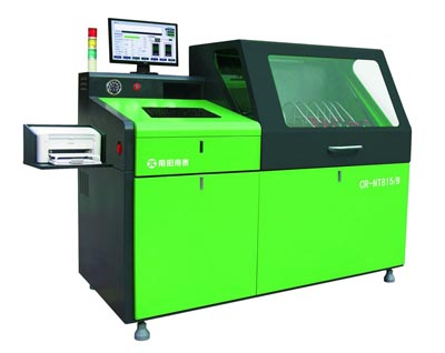 CR-NT815C Common Rail Test Bench