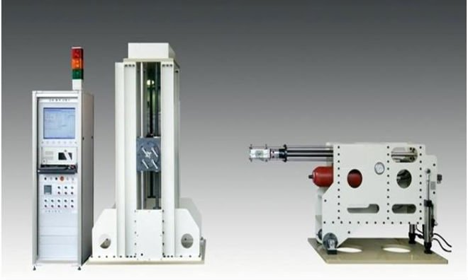High Speed Impact Testing Machine