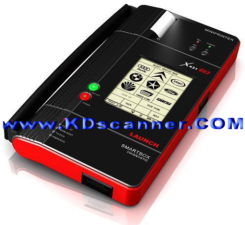 Launch x431 Master Super Scanner  Made in Korea