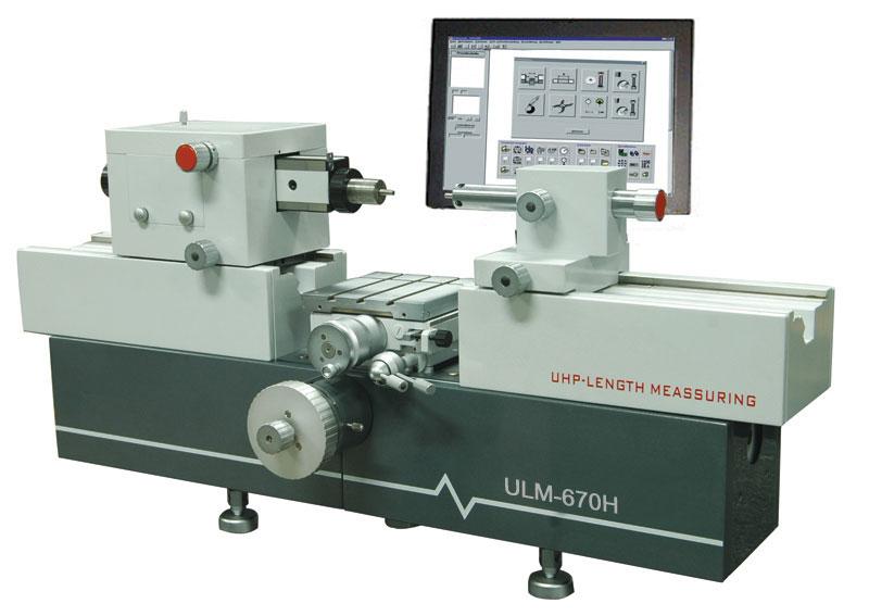 Electronic Testing Instruments : Universal length measuring machine ulm