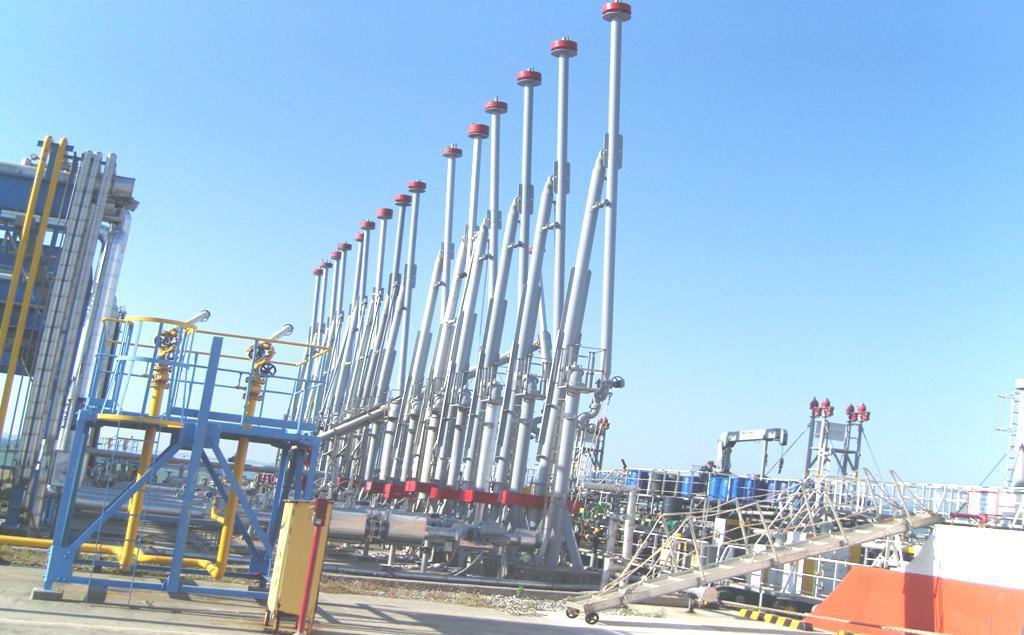 Hydraulic Loading Arms : Hydraulic marine loading arm manufacturers
