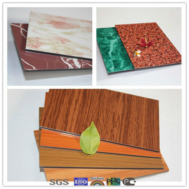 Different wooden and marble surface/finish...