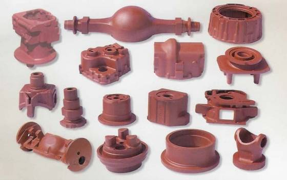 Casting of Construction Equipments