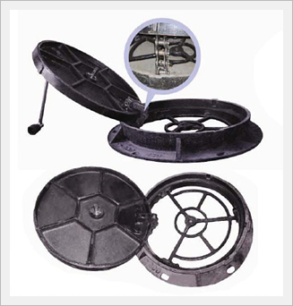 Floating Integrated Manhole Cover