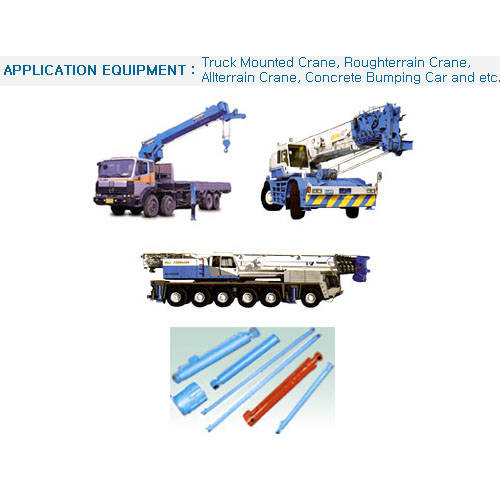 Hydraulic Cylinders (Cylinders for Special...