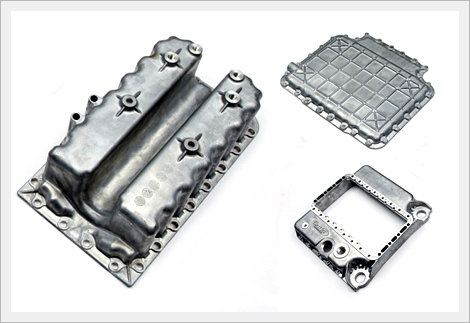 Oil Pan & Oil Pan Cover