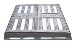 Rectangular Manhole Cover - 500X600X70(2) ...