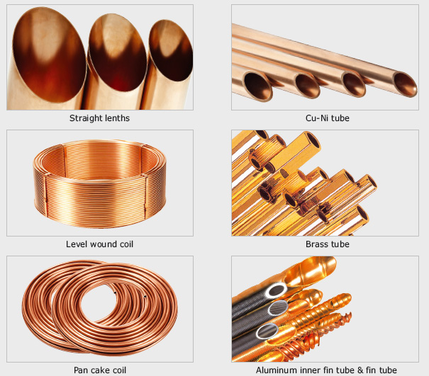 Copper/ Copper alloy pipe, fittings, flang...