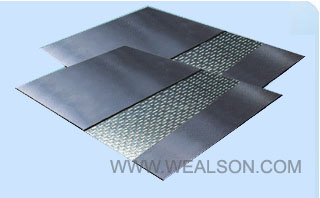 Reinforced Graphite Sheet  Made in Korea