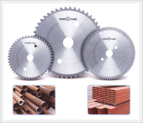 Metal Tipped Saw Blades