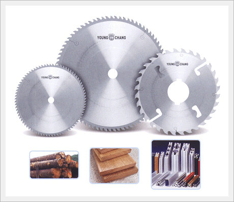 Tungsten Carbide Tipped Saw Blades