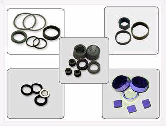Bonded Nd-Fe-B Magnet Products by Shape