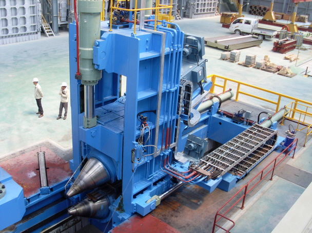Ring rolling mill KAL-7000